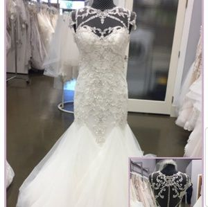 Soretto & Midgley wedding dress